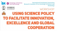 RC23 ISA Workshop St. Petersburg, September 18 – 19, 2017