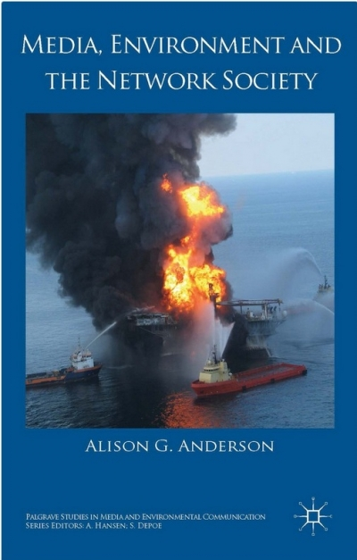 Alison G. Anderson (2014). Media, Environment and the Network Society. Palgrave Macmillan.